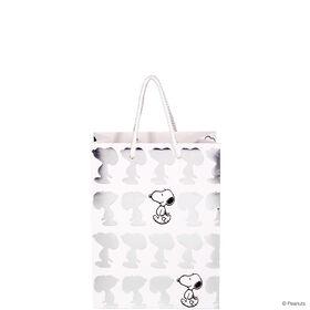 PEANUTS Geschenktasche shiny Snoopy klei