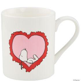 PEANUTS Tasse Snoopy Herz