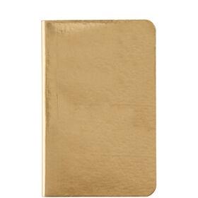 JOURNAL Notizbuch A6 gold