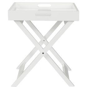 SIDEKICK Standtablett weiß 40x40x47cm