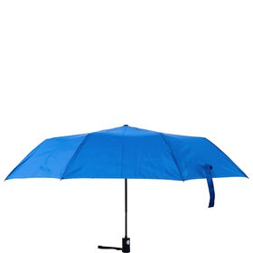 RAIN OR SHINE faltbarer Regenschirm blau