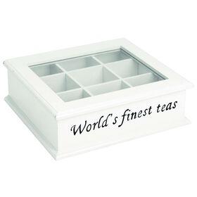 "CAMPAGNE Teedose""The World's finest tea"""