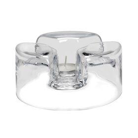 TEA TIME Glas-Stövchen, Ø 15 cm, H 7 cm