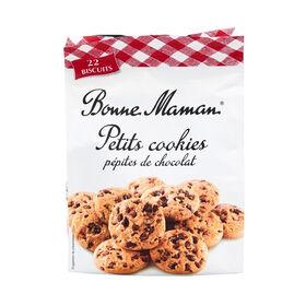 BONNE MAMAN Cookies de chocolat 250g