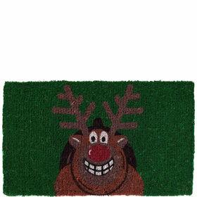 WELCOME Fußmatte, Oh Deer 45x75 cm