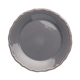 EATON PLACE Platzteller, Ø 32 cm, grau
