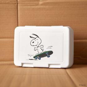 PEANUTS Brotdose Snoopy Skateboarder