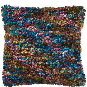 WOOLY Zierkissen 45x45 cm, multicolor