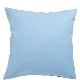 BIG BLUE Kissen 50x50cm hellblau