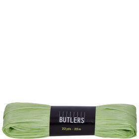 RAFFIA Geschenkband grün 20m