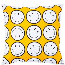 SMILEY Kissen Smiley allover 40x40cm