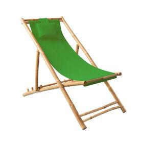 BONDI BEACH Liegestuhl grün