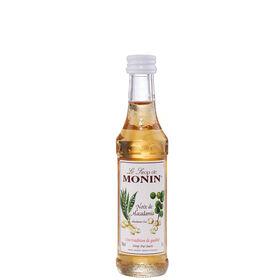 MONIN Mini Sirup Macadamia 50ml