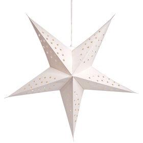 LATERNA MAGICA Stern weiß Sterne Ø62cm
