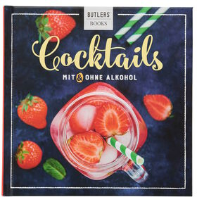 KOCHBUCH Butlers 20x20 Cocktails