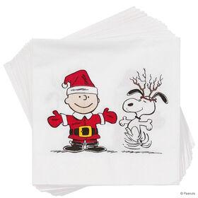 PEANUTS Papierserviette Charlie & Snoopy