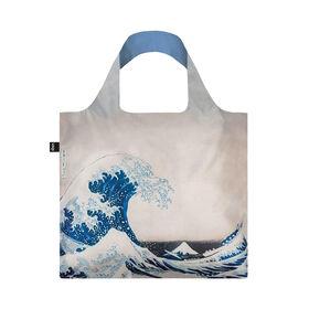 LOQI Einkaufstasche The Great Wave