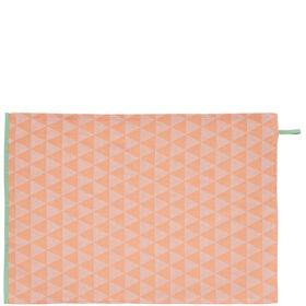 SPHERE Küchentuch pastell orange