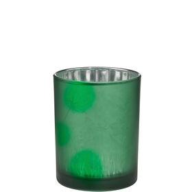 """DELIGHT Teelichthalter """"Wiese"""", grün"""