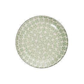 RETRO Frühstücksteller Ø 20,3 cm grün