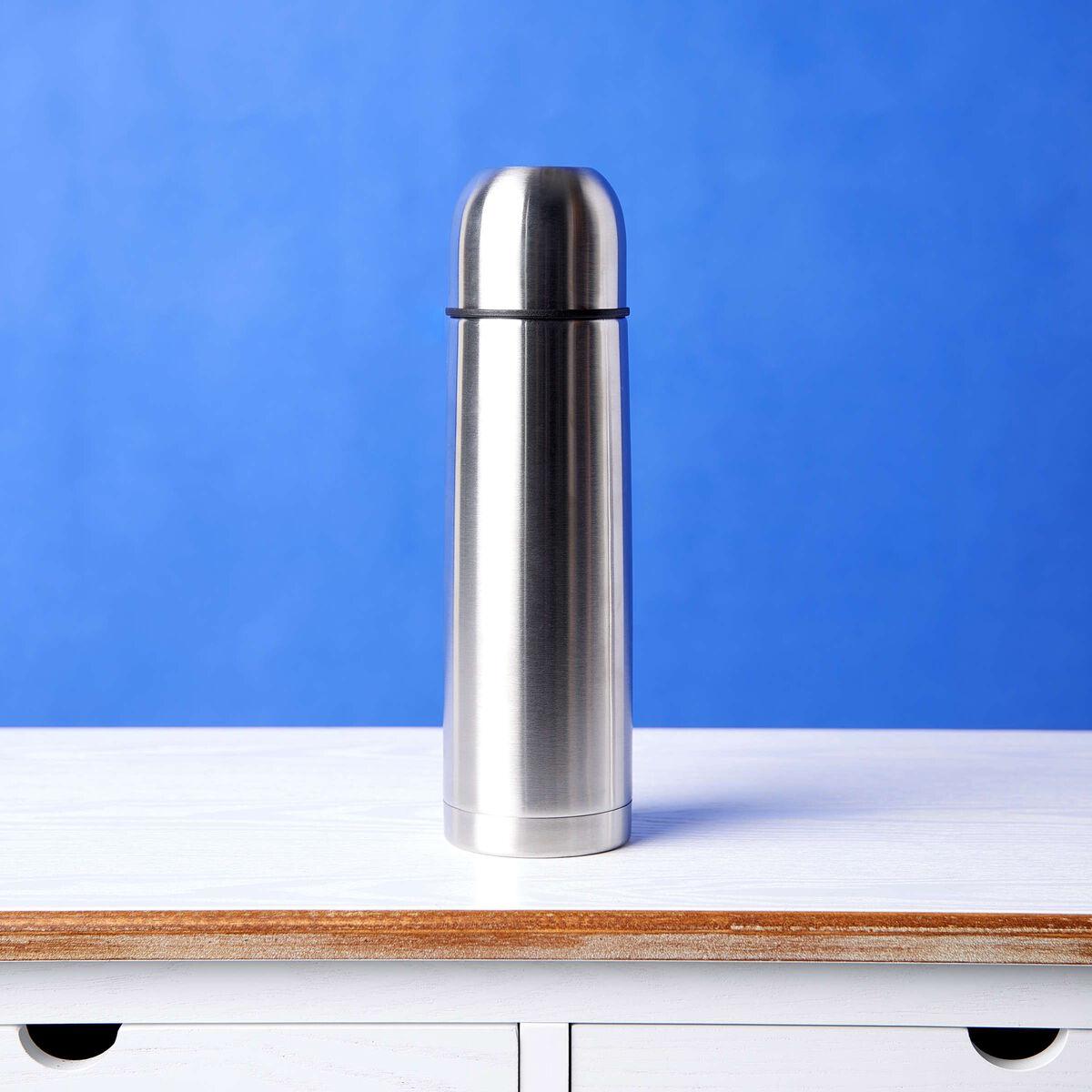 barrie isolierkanne silber f llmenge 0 5l butlers. Black Bedroom Furniture Sets. Home Design Ideas