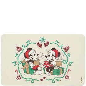 DISNEY Frühstücksbrett Mickey&Minnie Kaf