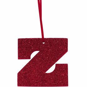 """HAPPY GIFT Glitzerbuchstabe """"Z"""""""