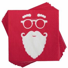 APRÈS Papierserviette Cool Santa
