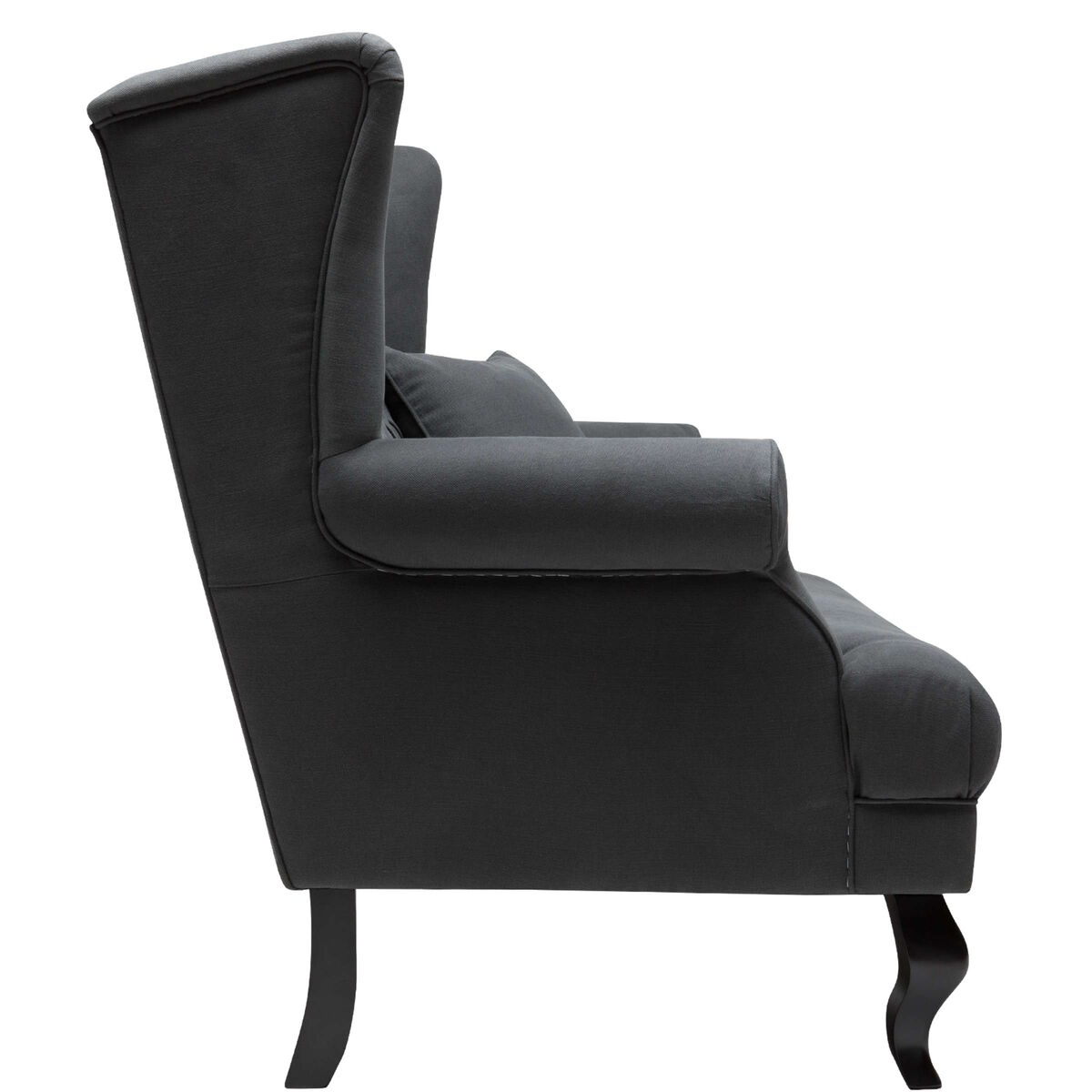 GRAND DUC Sessel Anthrazit