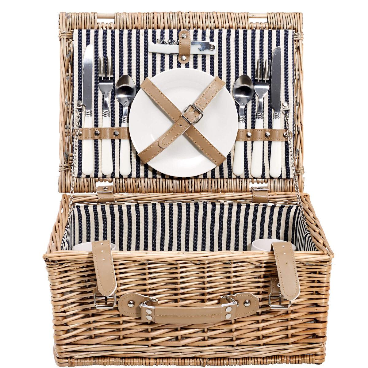 a day in the park picknickkorb f r 2 personen butlers. Black Bedroom Furniture Sets. Home Design Ideas