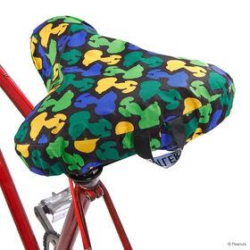 PEANUTS Sattelbezug Snoopy bunt