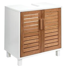 WHITE SANDS Waschbeckenunterschrank