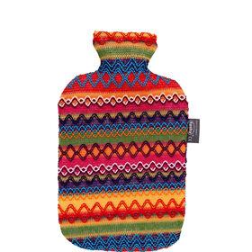 SOUL MAN Wärmflasche im Peru Design 2l