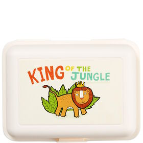 WILD THINGS Brotdose King of the Jungle