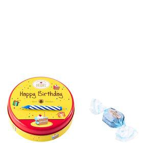 HAPPY BIRTHDAY Dose mit Schokolade 64g