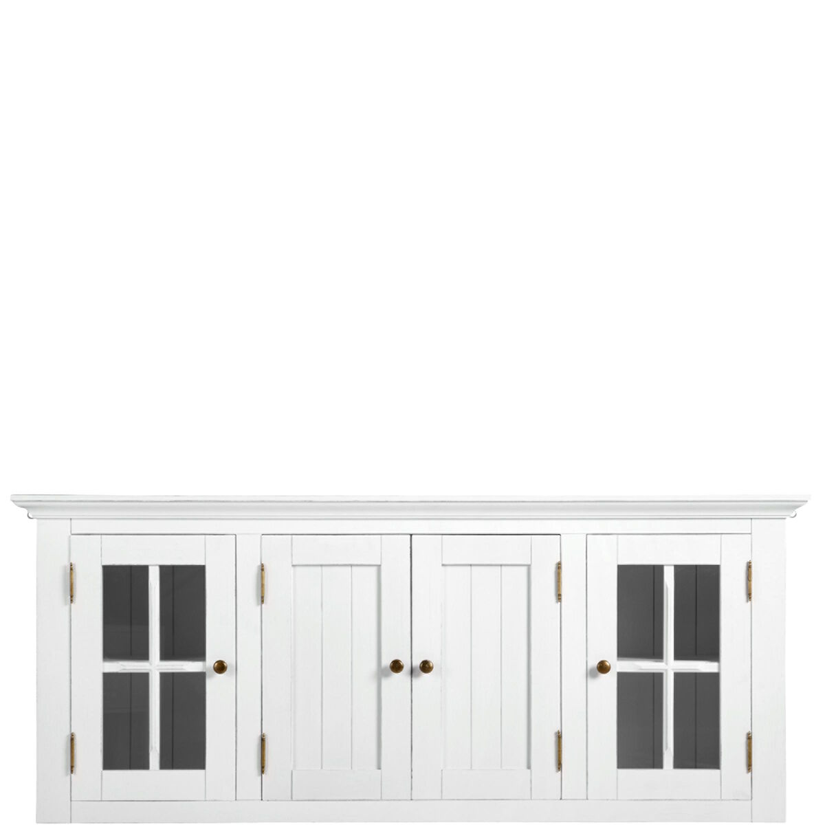 maple hill h ngeschrank mit glast ren butlers. Black Bedroom Furniture Sets. Home Design Ideas