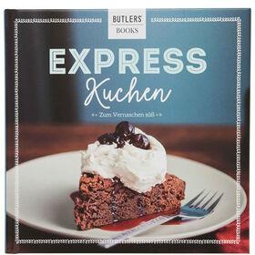 KOCHBUCH Butlers 20x20 Express Kuchen