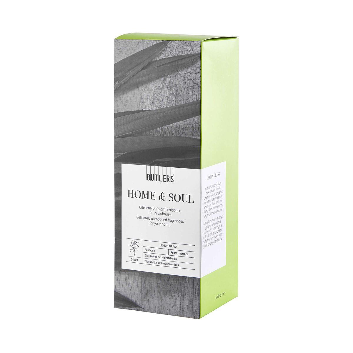 HOME & SOUL Raumduft Lemongrass 250ml