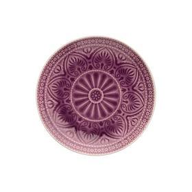 SUMATRA Teller Ø 21 cm violett