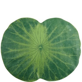 LOTUS Tischset Lotusblatt