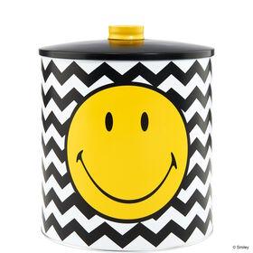 SMILEY Keksdose Smiley s/w Wellen