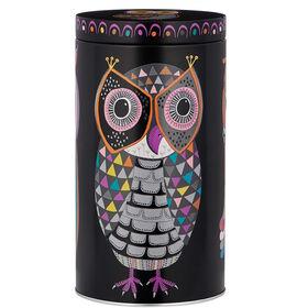 BLACK OWL Kaffeedose