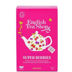 ENGLISH TEA SHOP Superfrüchte Tee