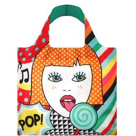 LOQI Einkaufstasche Lollipop