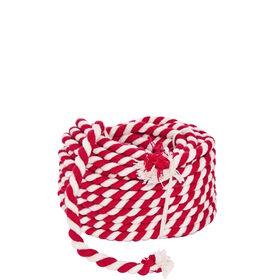 RIBBON Kordel rot/weiß 5m x 6mm