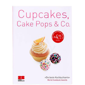 KOCHBUCH ZS Cupcakes, Cake Pops & co.