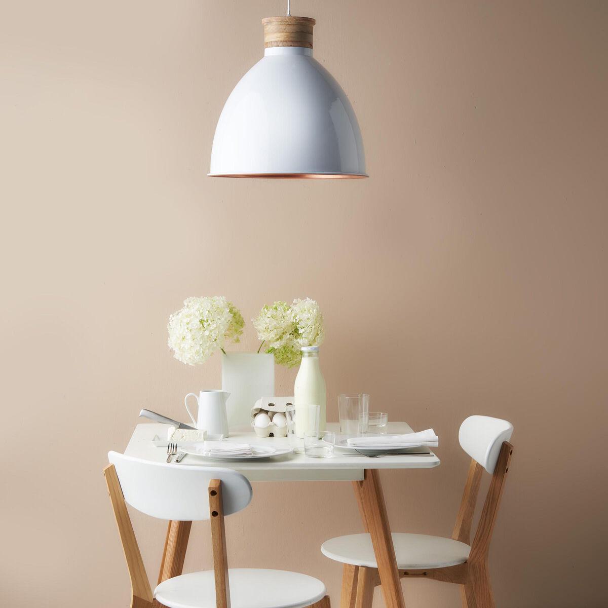 cupric h ngeleuchte wei kupfer butlers. Black Bedroom Furniture Sets. Home Design Ideas