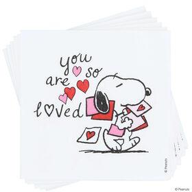 PEANUTS Papierserviette Snoopy You're so