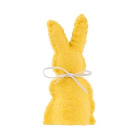EASTER Eierwärmer Filz Hase, gelb