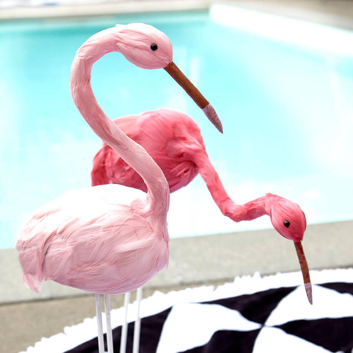 flamingo deko flamingo dekoration kaufen butlers. Black Bedroom Furniture Sets. Home Design Ideas